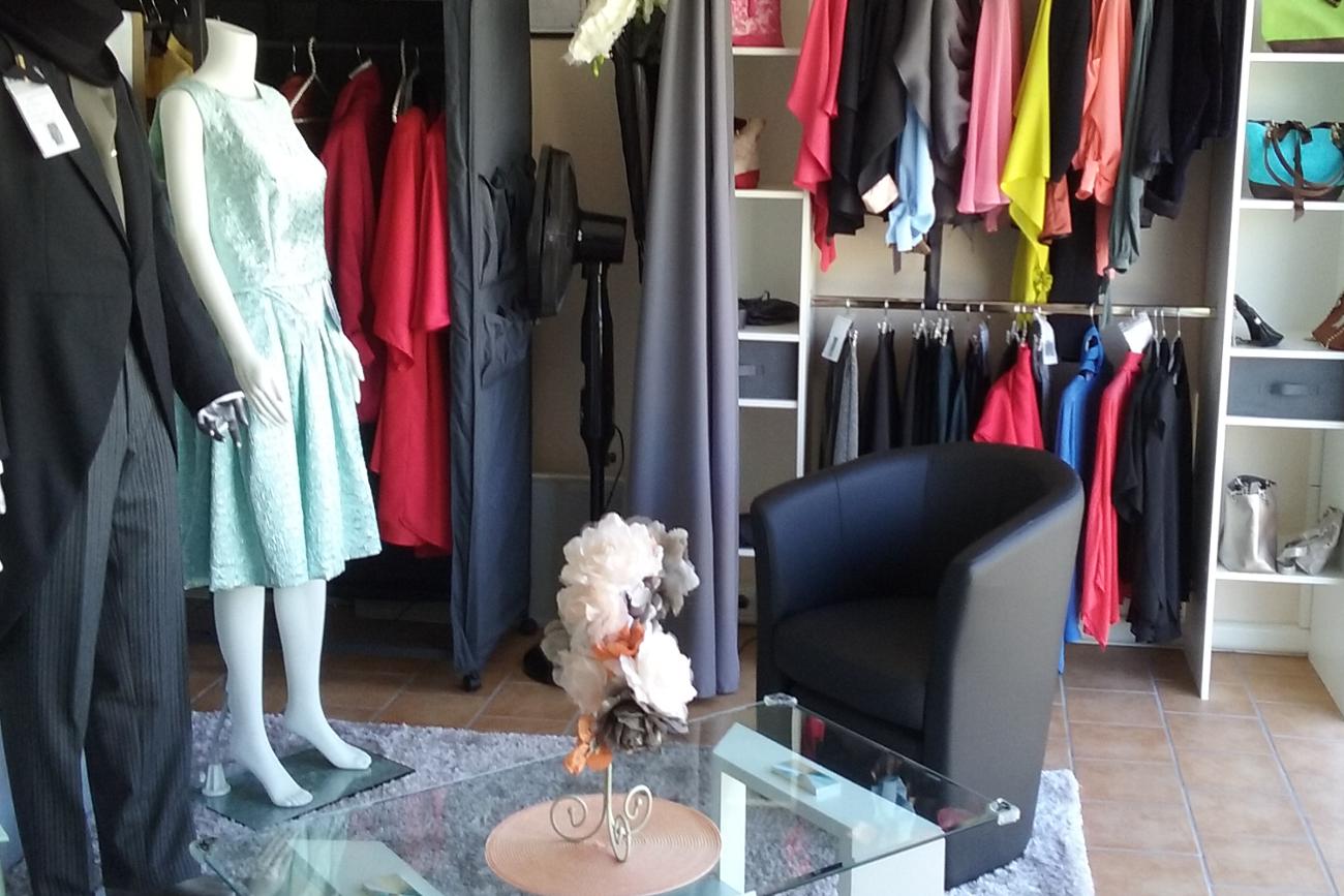 location de tenues salon dames
