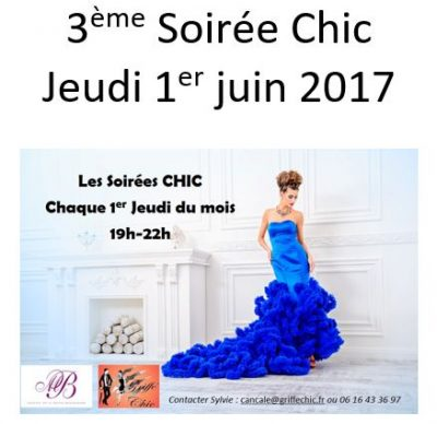 soirée chic - Griffé Chic - location de tenues de cérémonie